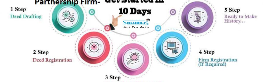 Registration of Partnership firm in Chennai- Step by Step Procedure
